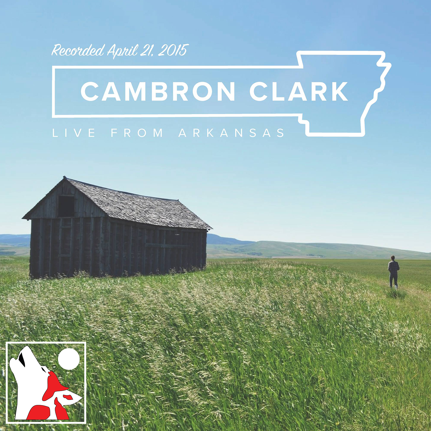 Live From Arkansas by Cambron Clark