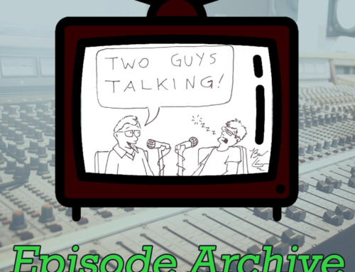 Two Guys Talking