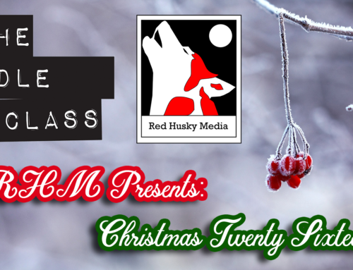 "The Idle Class Magazine and ""Christmas 2016"""